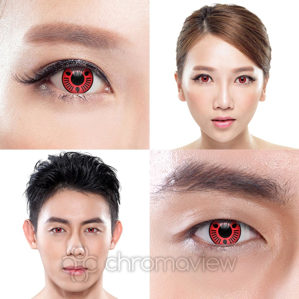 Sask Ninja Contact Lenses 30 Day Chromaview Wholesale Us